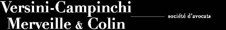 Versini-Campinchi, Merveille & Colin, société d'avocats